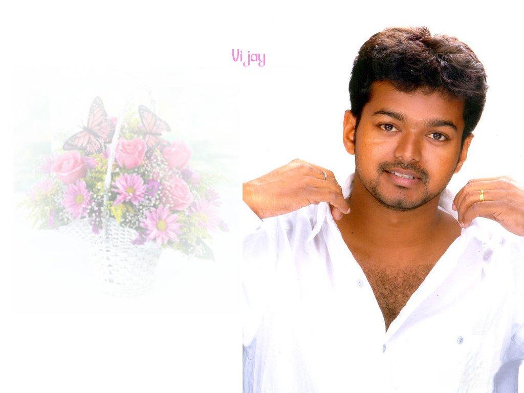 Actor vijay wallpaper