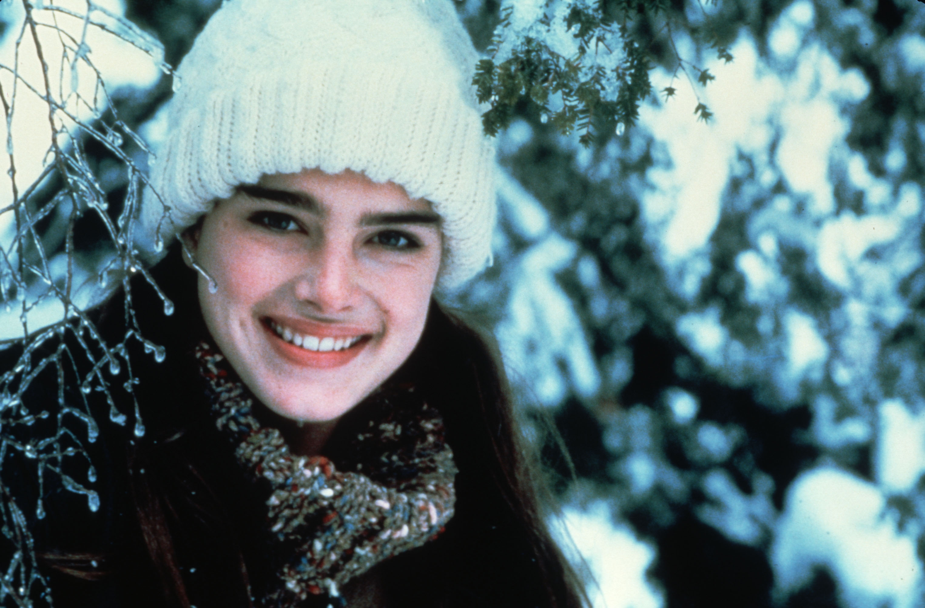 Actress brooke shields photos