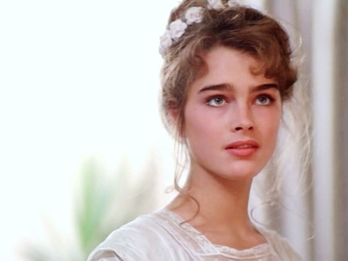 Actress brooke shields pictures