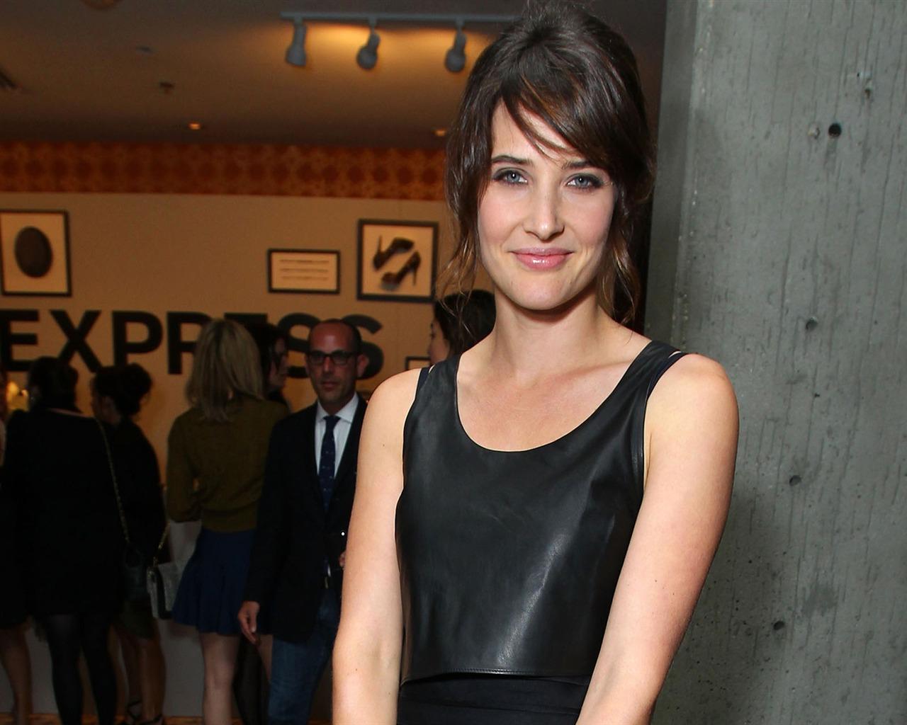 Actress cobie smulders cute stills