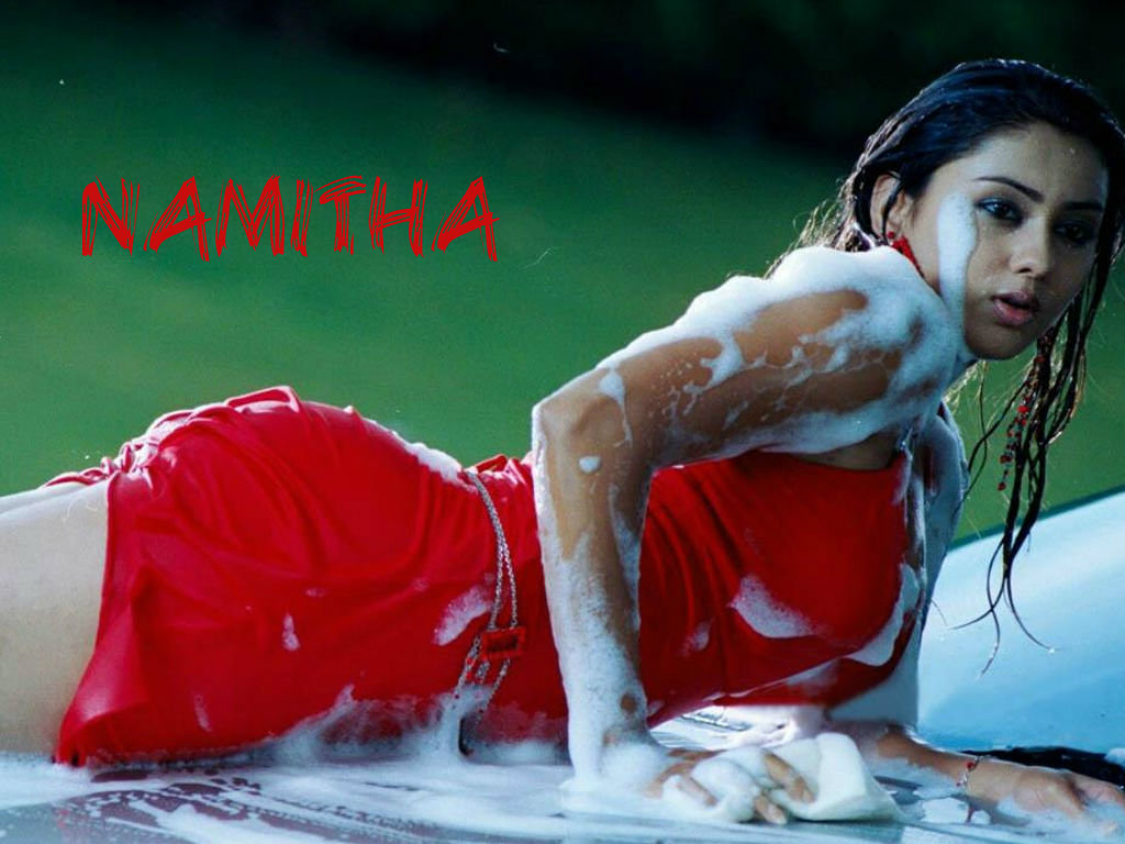 Actress namitha wallpaper
