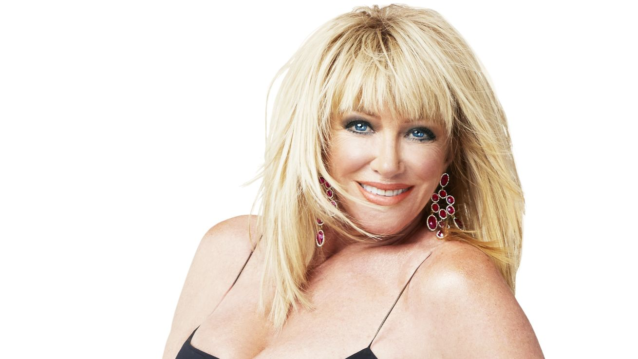 Actress suzanne somers wallpaper