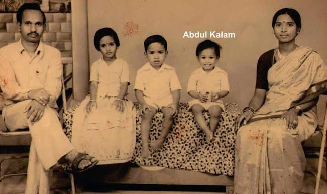 Apj abdul kalam childhood photos