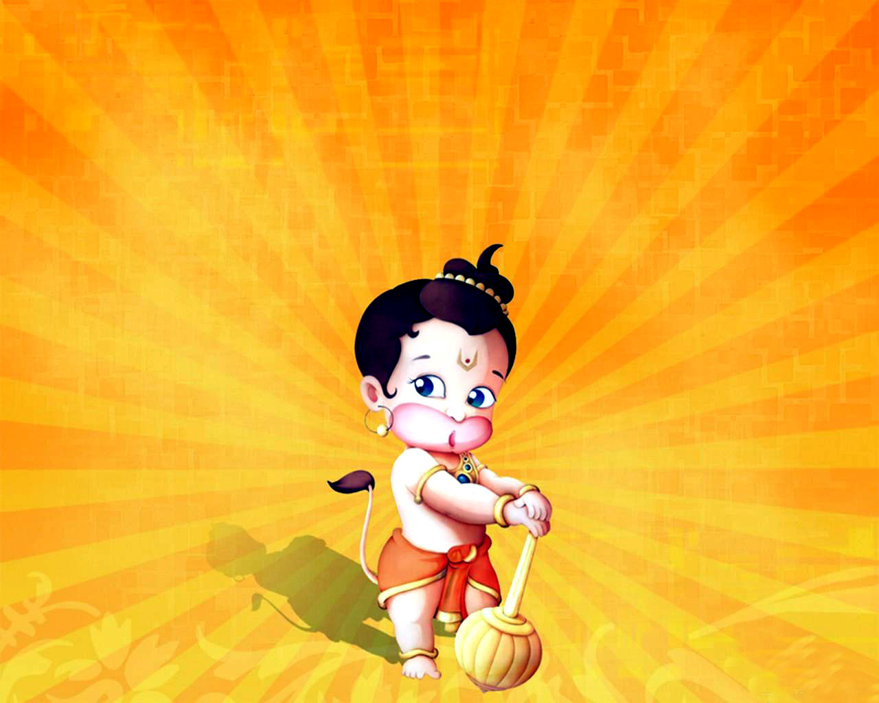 Baby hanuman photos