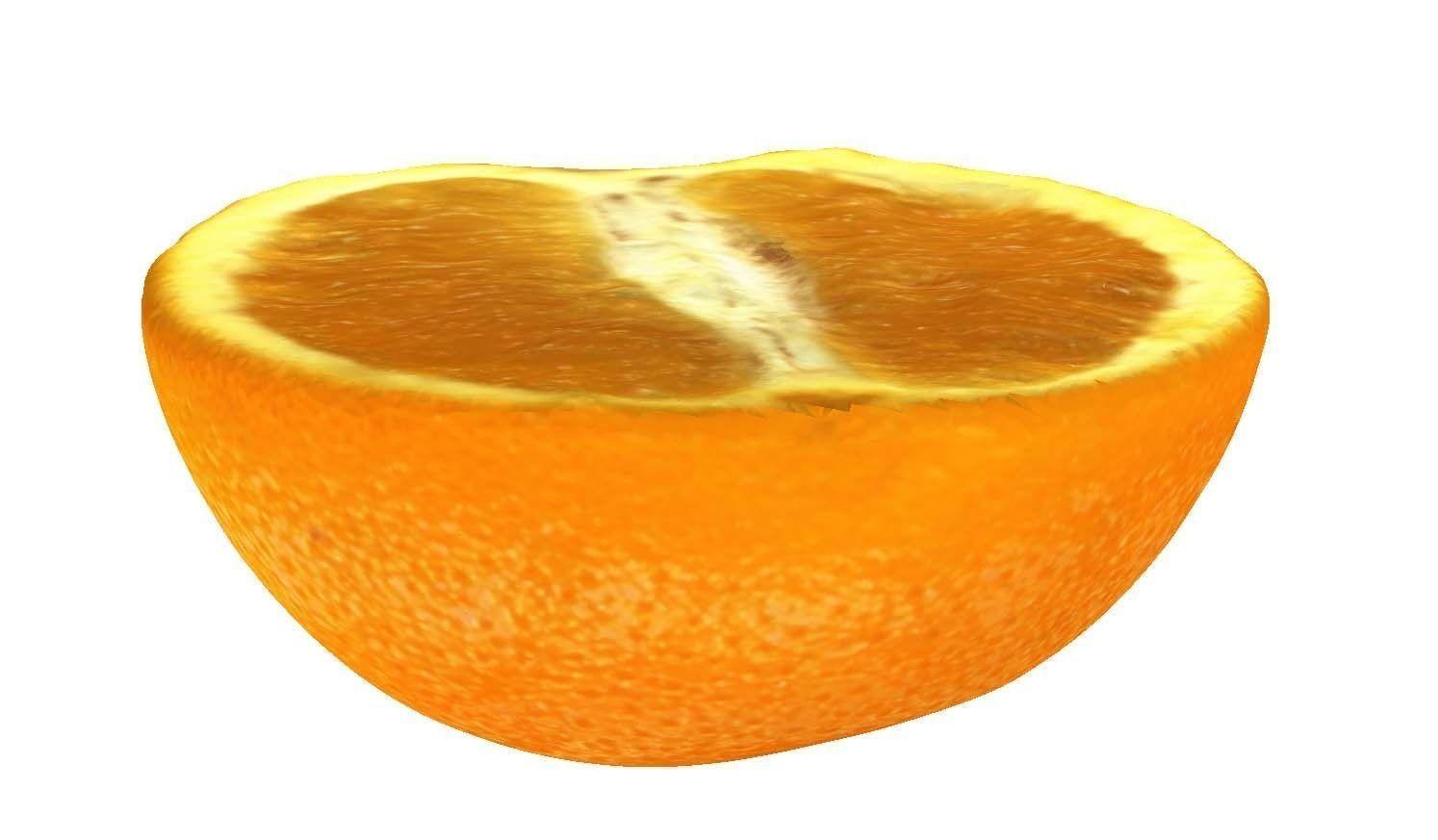 Half orange pictures