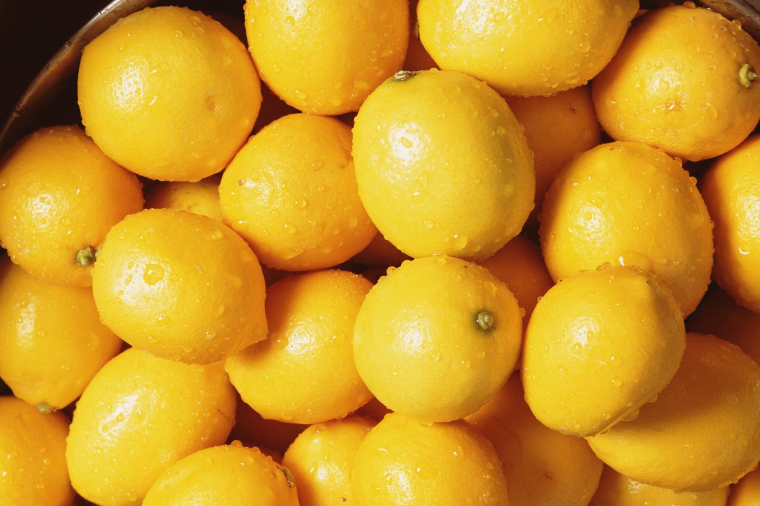 Lemon fruit pictures