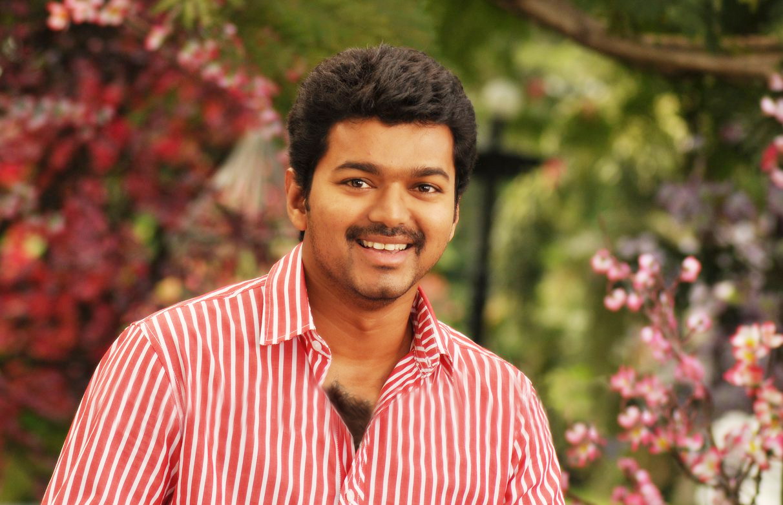 Vijay cute face stills