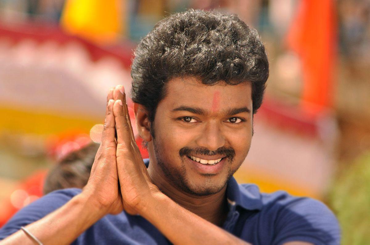 Vijay cute stills