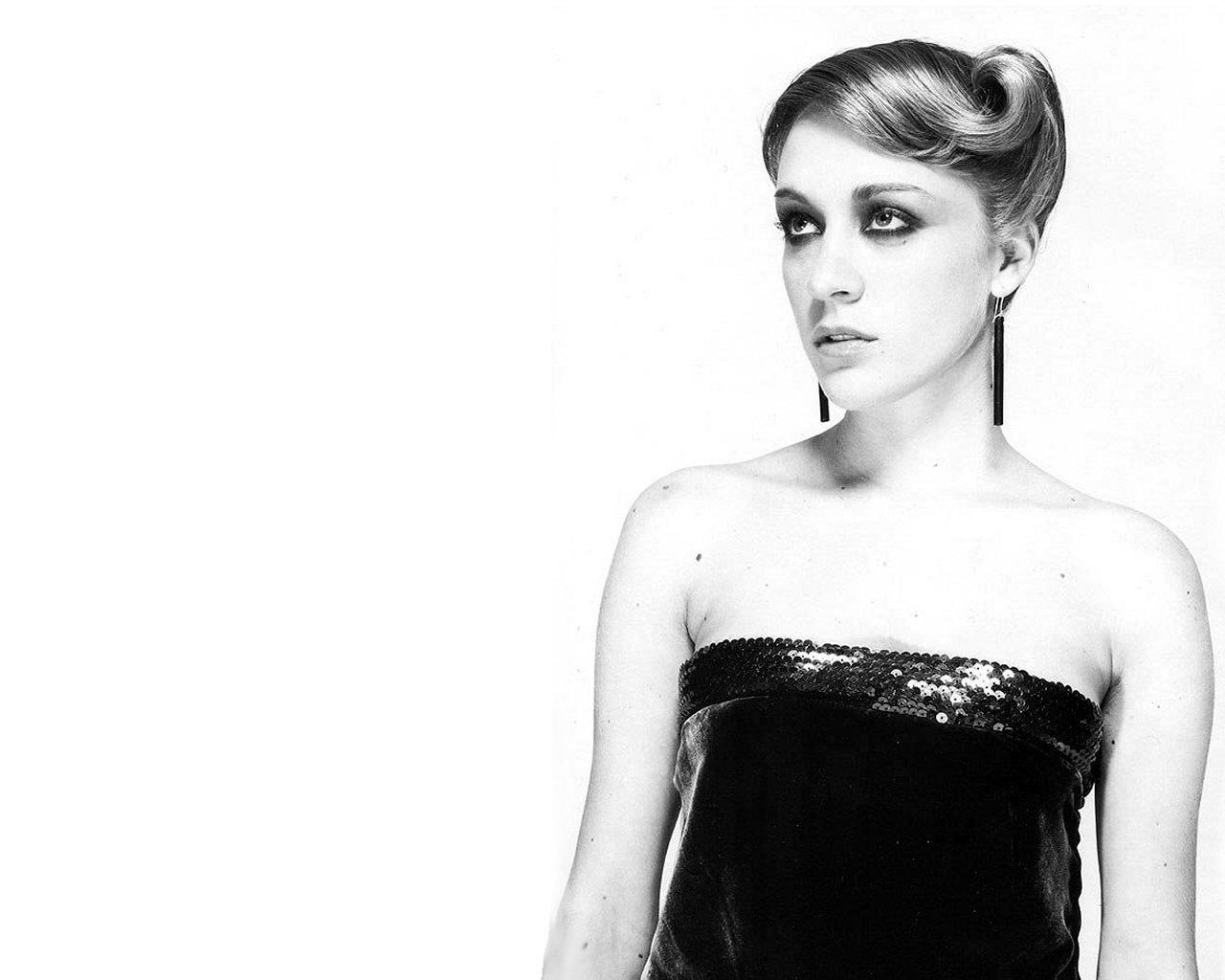 Chloe sevigny black and white photos