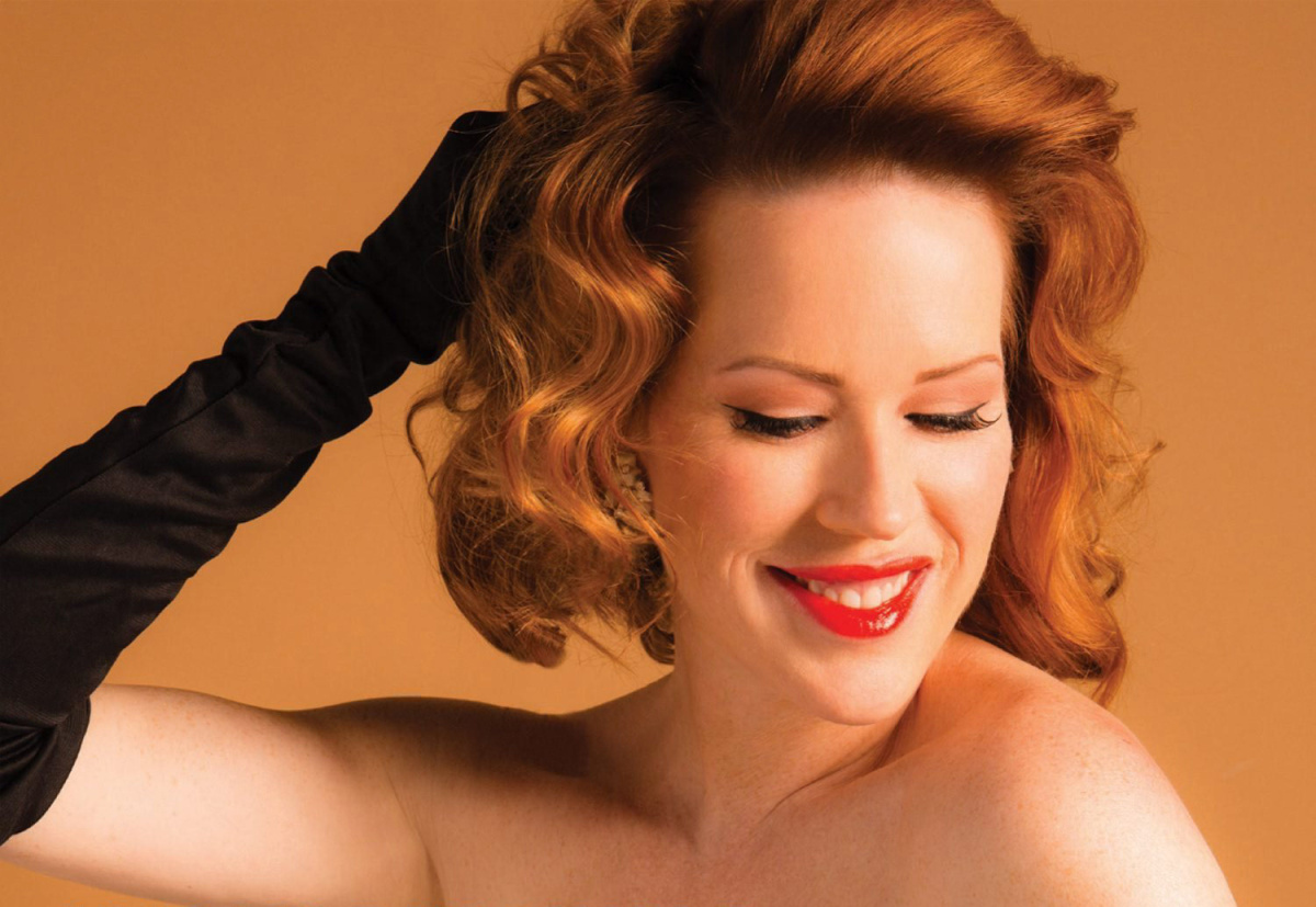 American actress molly ringwald photos