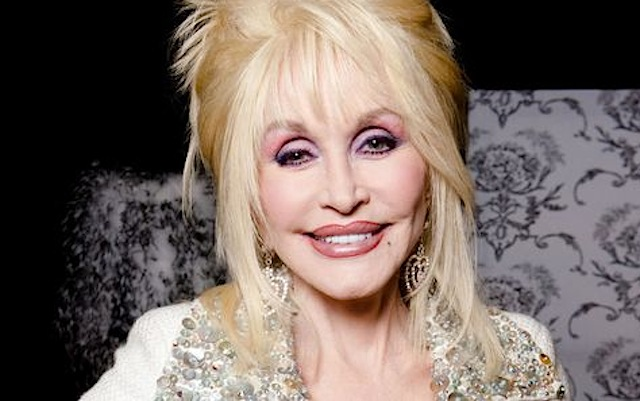 Dolly parton cute face stills