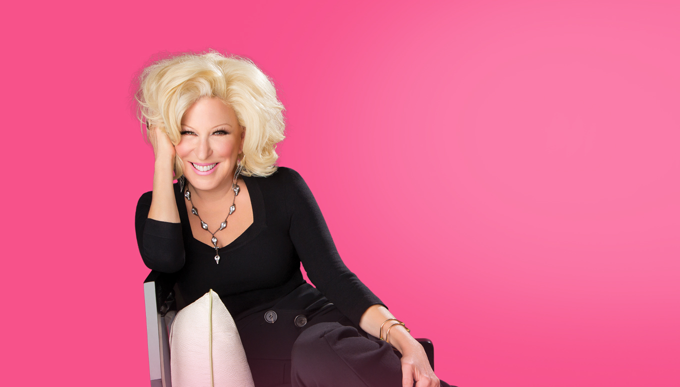Bette midler actress pictures