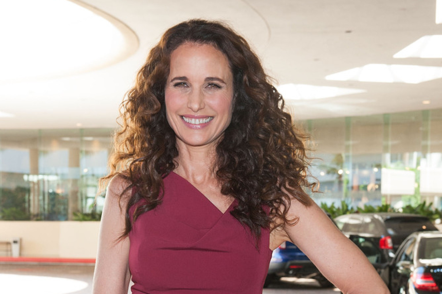 Andie macdowell pictures