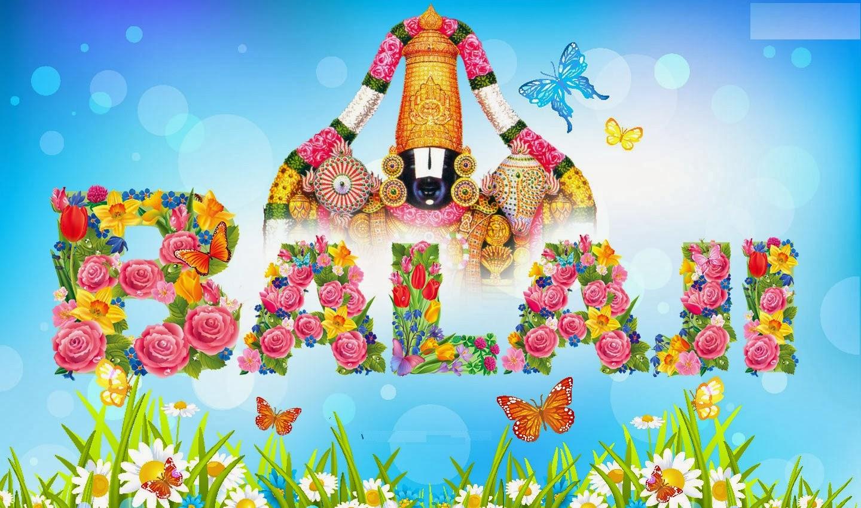 God balaji wallpaper
