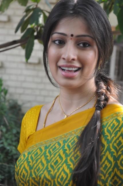 Laxmi rai light green hot saree photos
