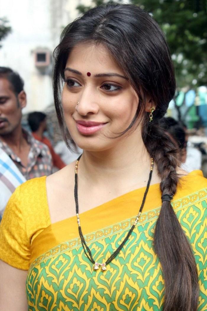 Laxmi rai light green saree photos