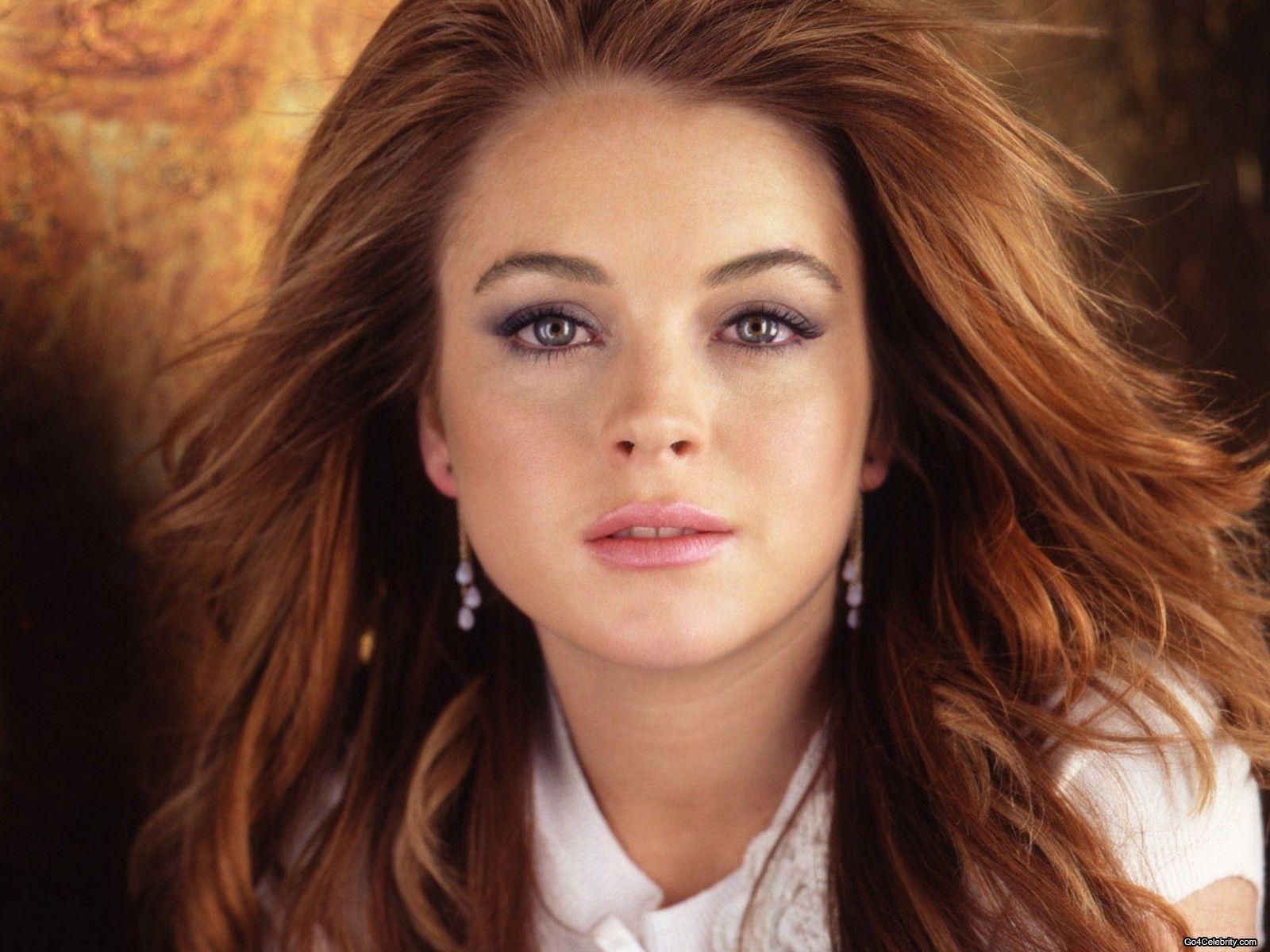Lindsay lohan cute face stills