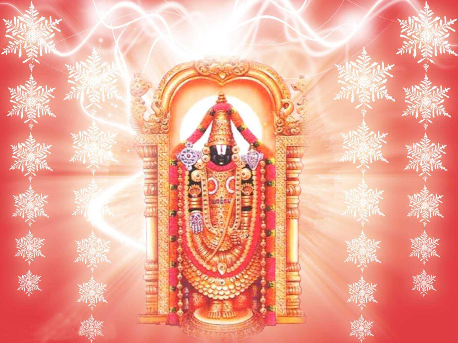 Lord balaji wallpaper