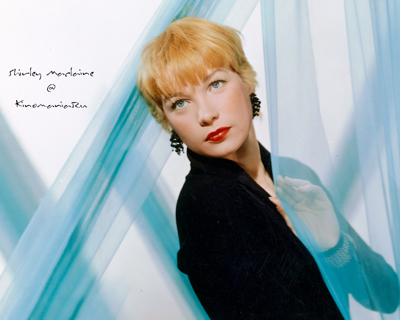 Shirley maclaine actress photos