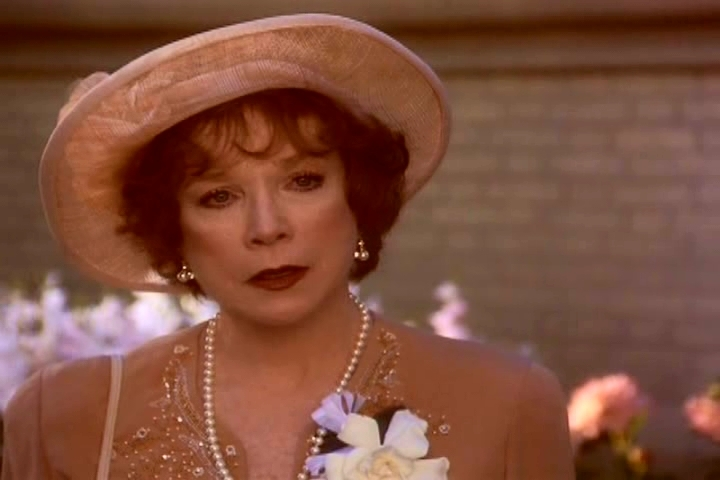 Shirley maclaine cute face stills