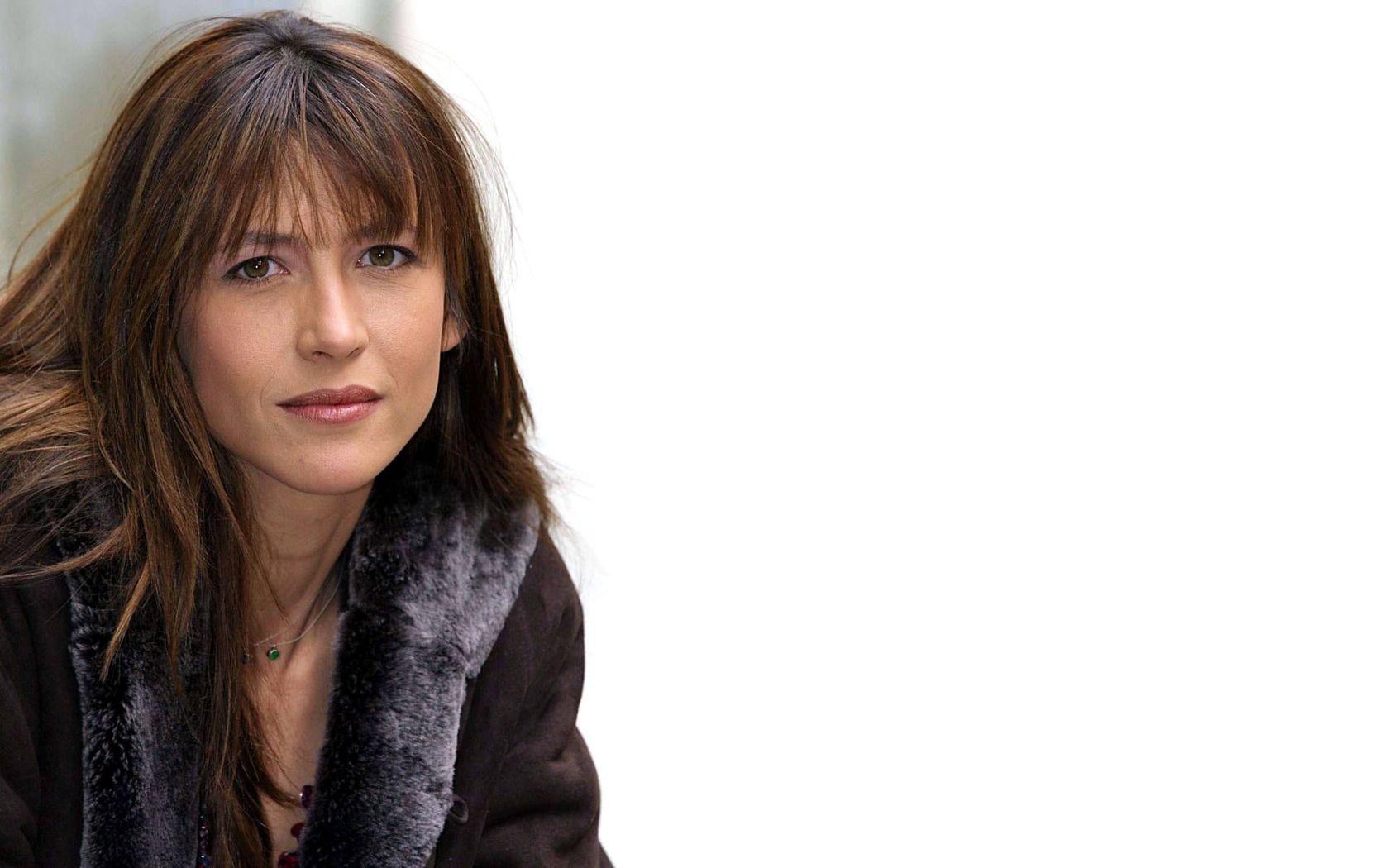 Sophie marceau actress cute face stills