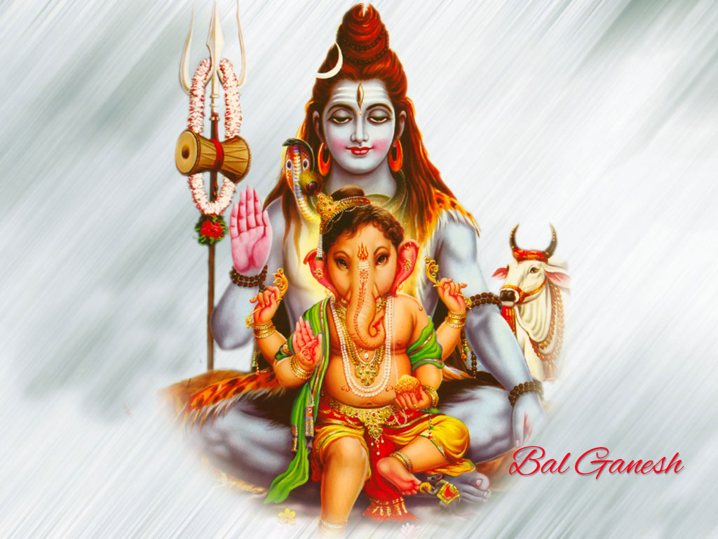 God bal ganesh with sivan photos
