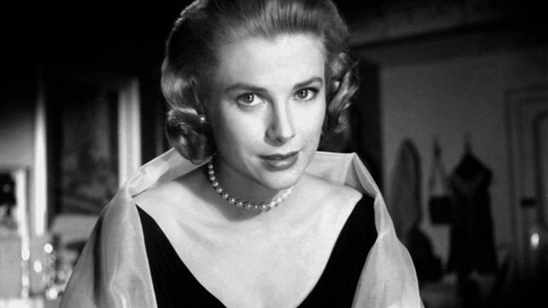 Grace kelly black and white photos