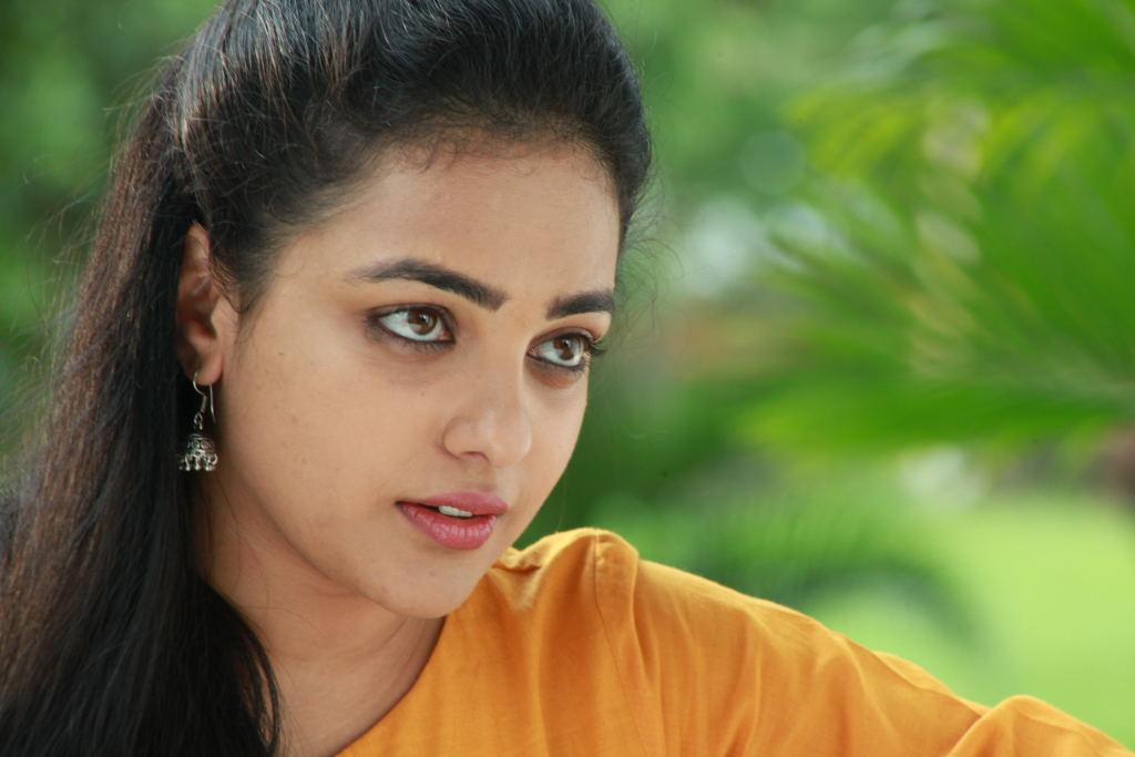 Nithya menen actress wallpaper