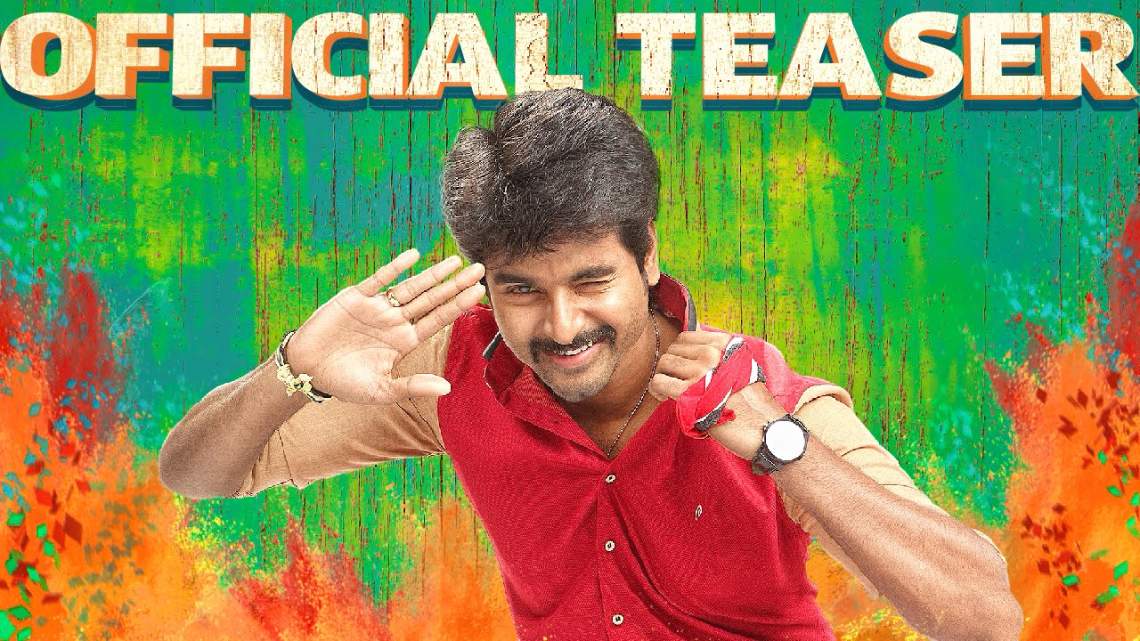 Rajini murugan official teaser