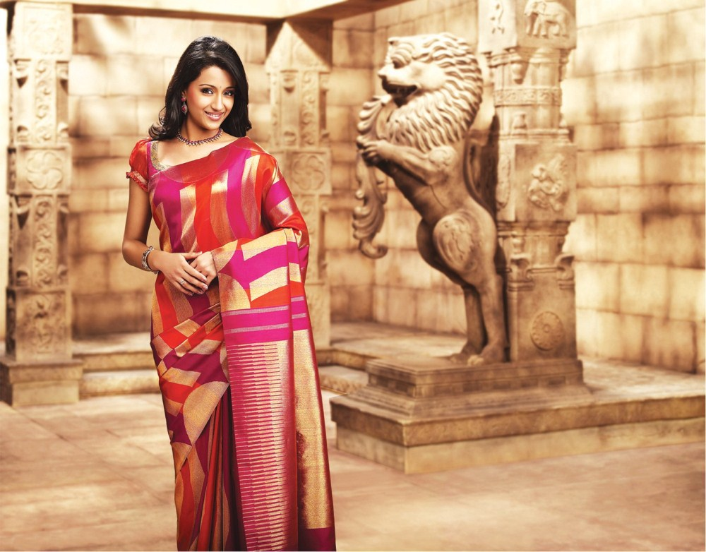 Samudrika pattu silk saree photo