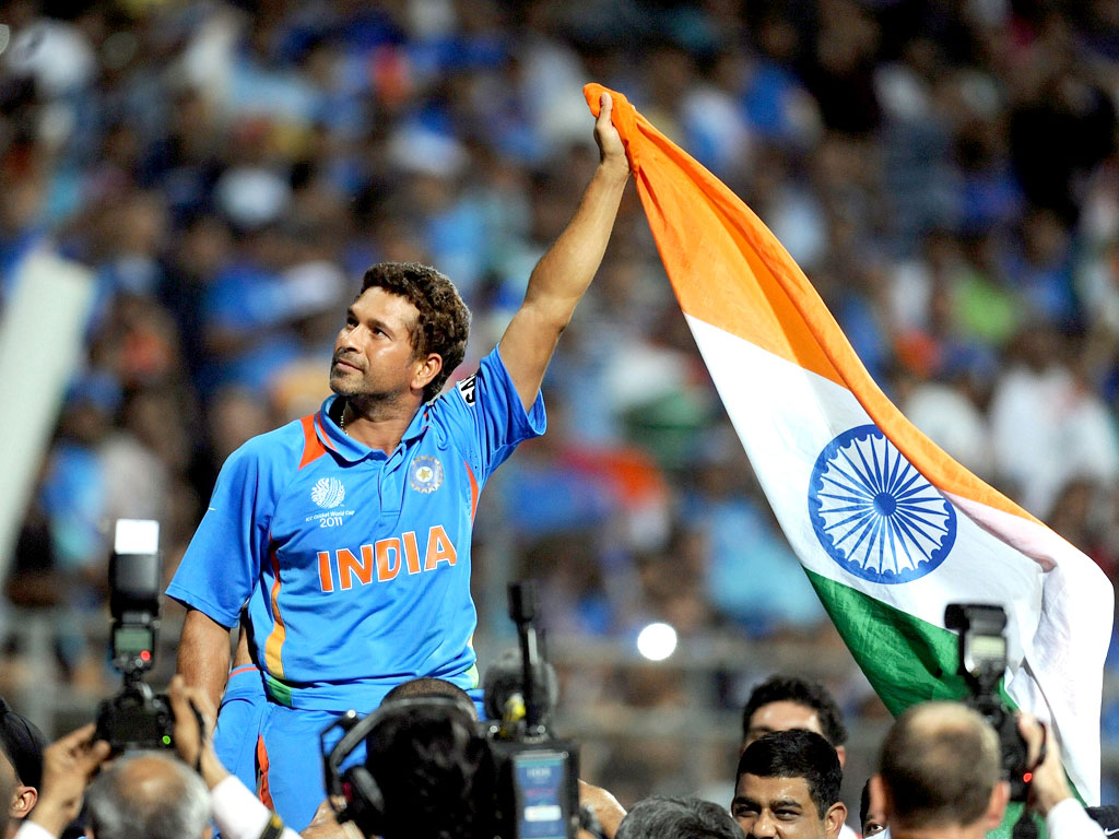Sachin tendulkar world cup 2011 photos