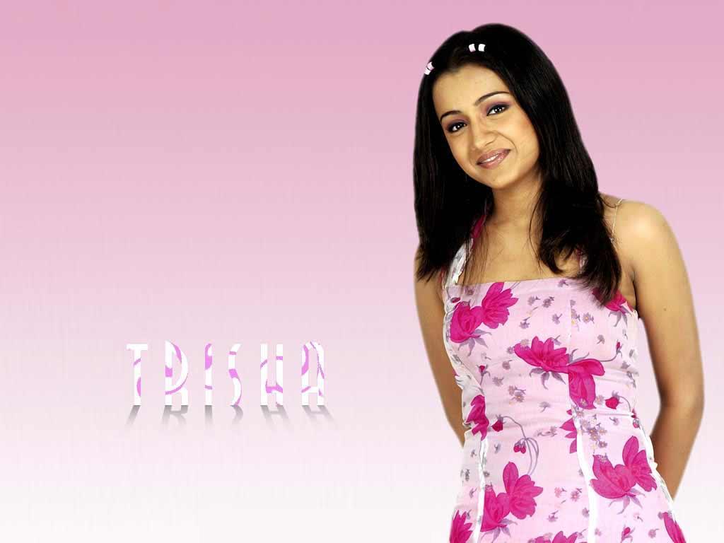 Trisha tamil actress wallpaper