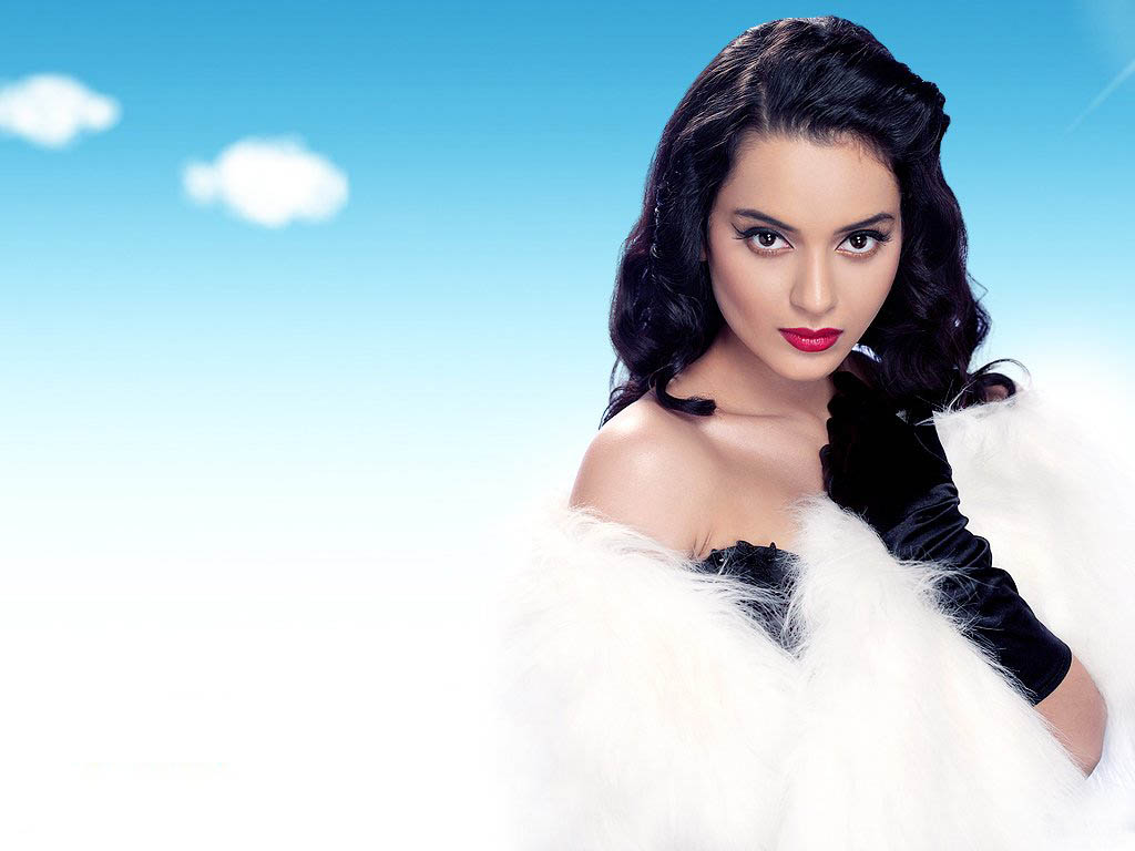 Kangana ranaut actress hot wallpaper