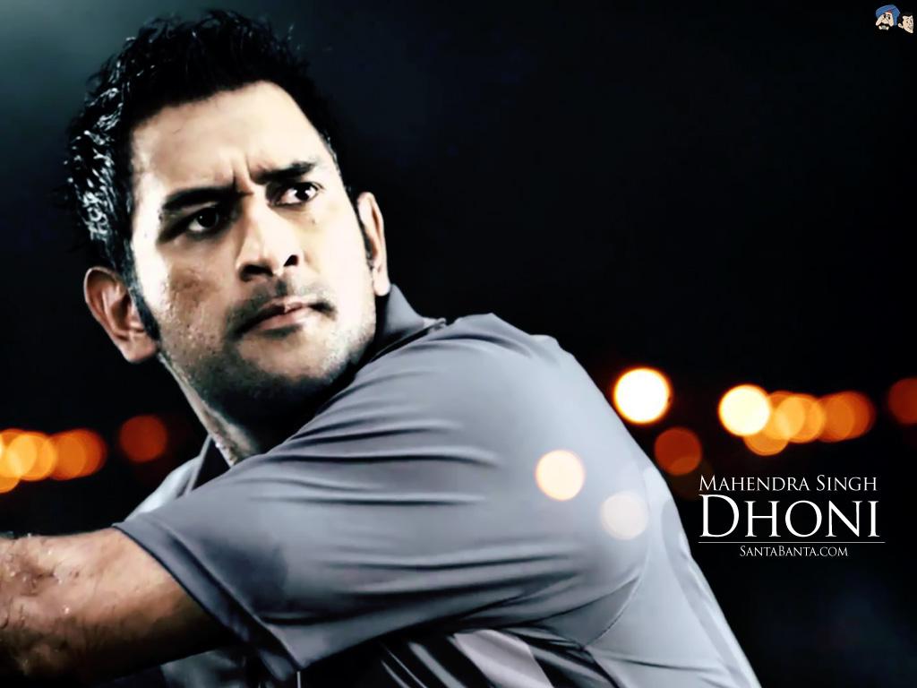 Mahendra singh dhoni desktop wallpaper