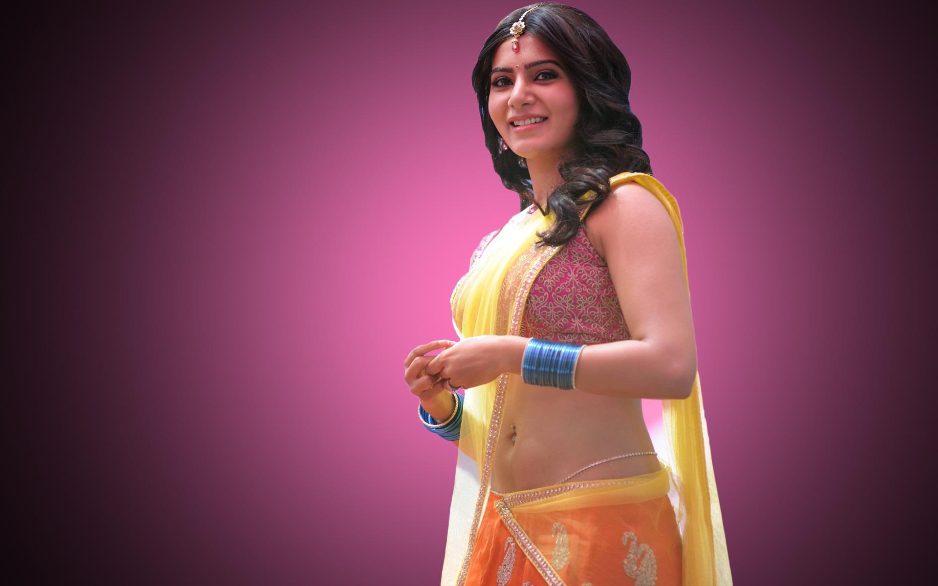 Samantha ruth prabhu saree photos