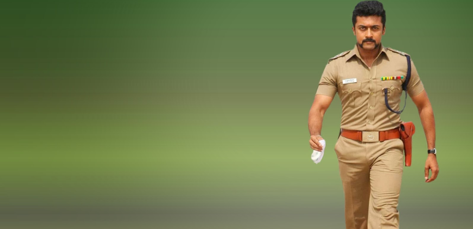Suriya police role singam hd wallpaper