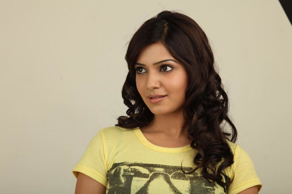 Tamil actress samantha wallpaper