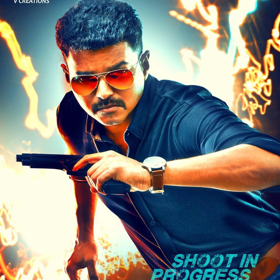 Theri exclusive hd photos