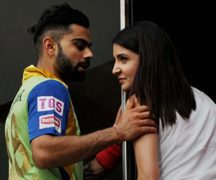 Virat kohli and anushka sharma photos