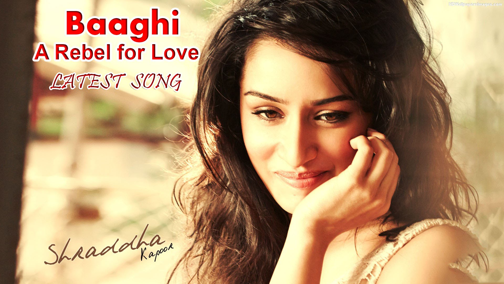 Baaghi movie heroine shraddha kapoor photos