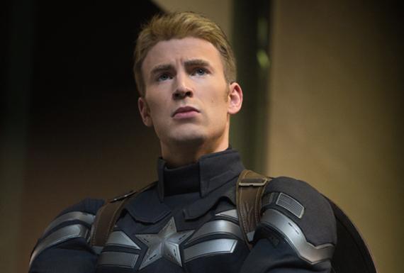 Captain america civil war film hero chris evans photos