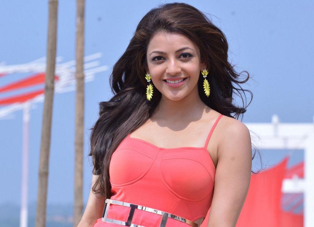 Kajal agarwal actress sardaar gabbar singh film pictures