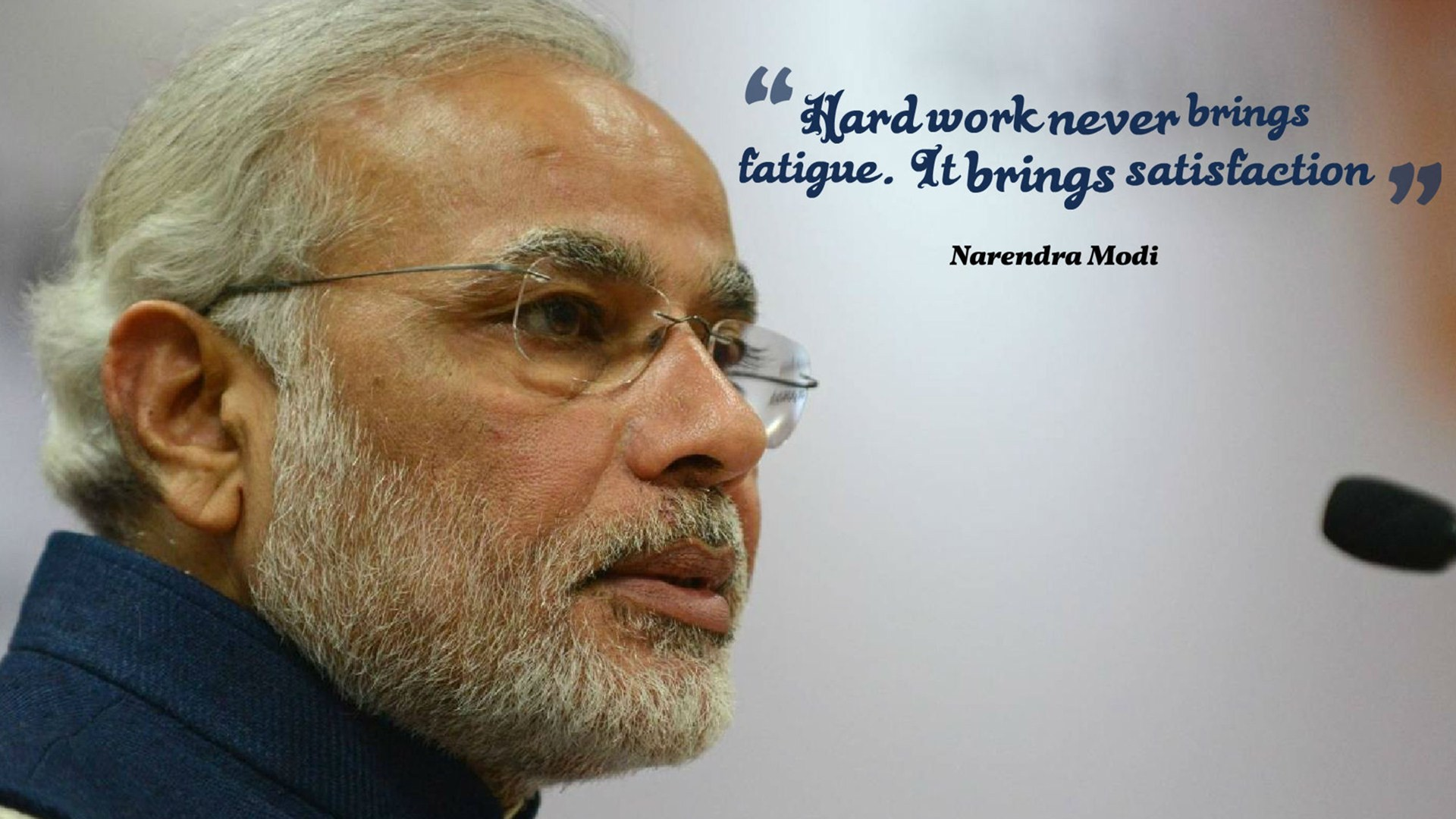 Narendra modi good quotes wallpaper
