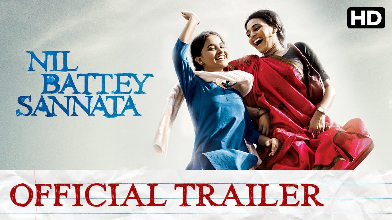 Nil battey sannata movie poster