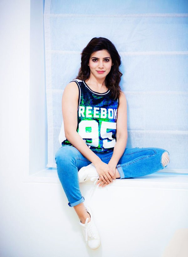 Samantha theri film cute stills