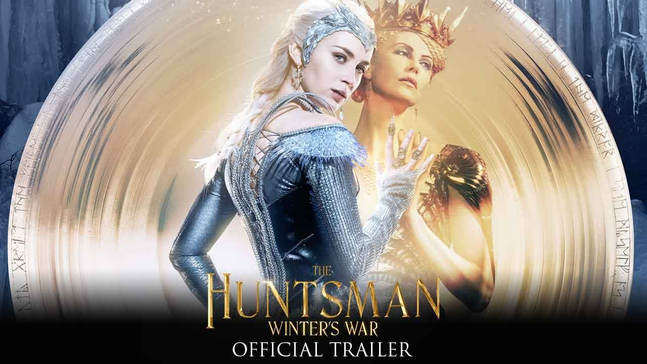 The huntsman winters war film stills