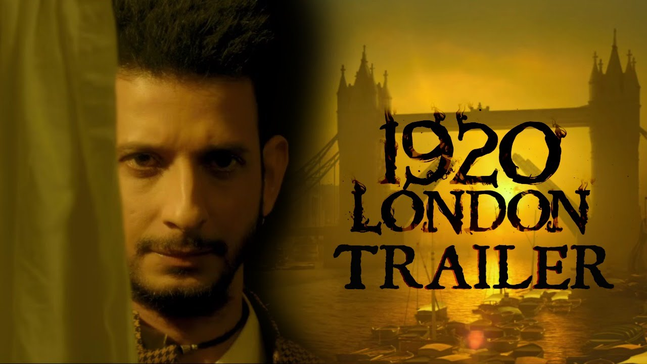 1920 london official theatrical trailer poster