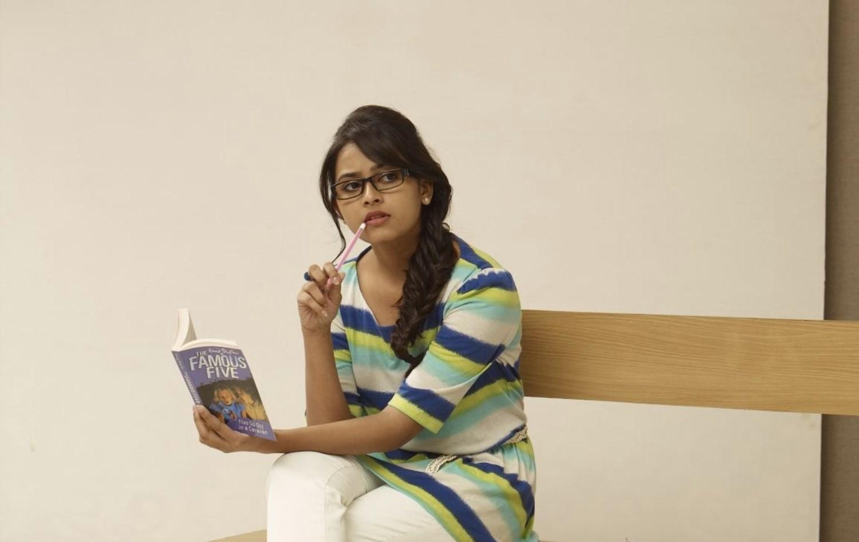Actress sri divya wallpaper pencil movie