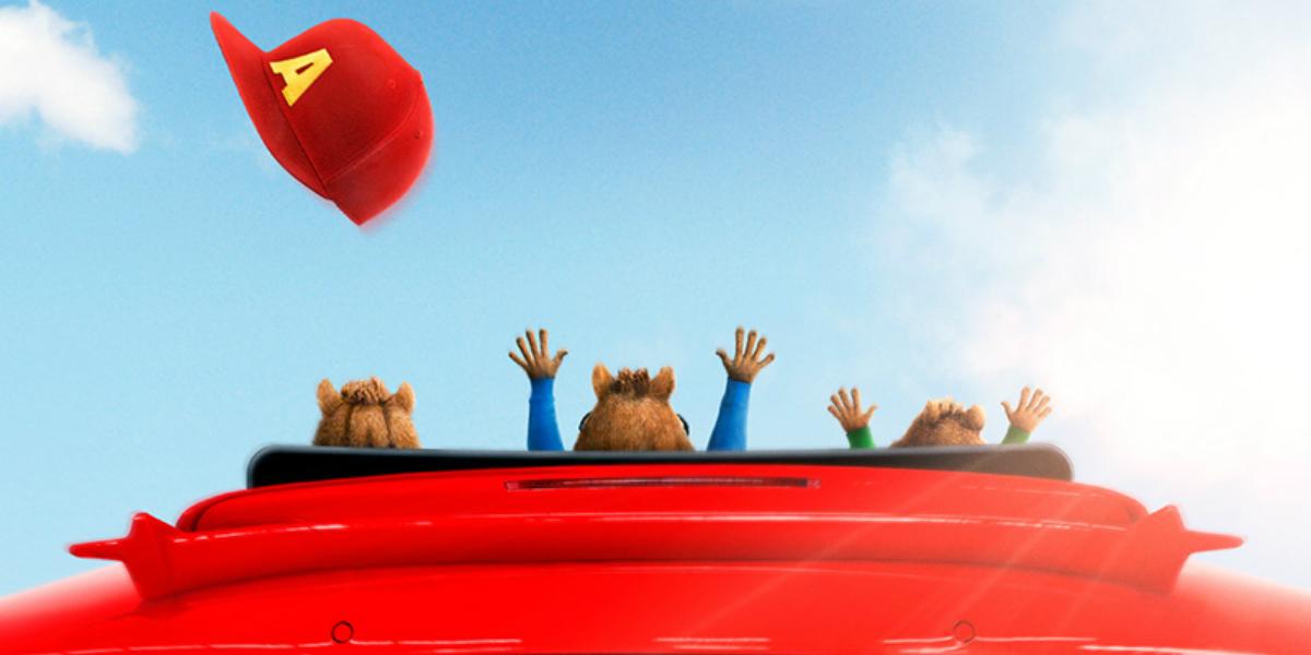 Alvin and the chipmunks road chip film stills