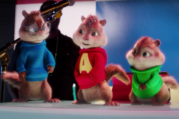 Alvin and the chipmunks road chip movie fotos